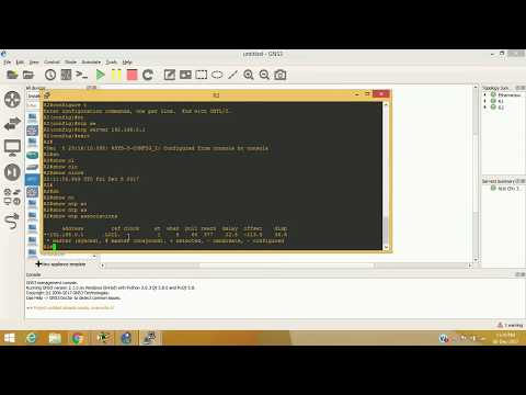 How to configure NTP server in Cisco router? - смотреть