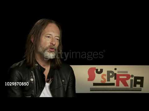 Thom Yorke On The Process Of Composing The Film At Suspiria Interviews 75th Venice Film Festival