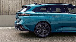 [YOUCAR] Peugeot 308 SW (2022) Sports Wagon Look | Ready to fight Ford Focus Estate?