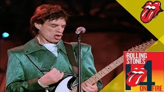 The Rolling Stones - Sad Sad Sad (Live) - Official 1991