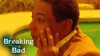 Don Eladio and Hector Salamanca Spare Gus Fring's Life - S4 E8 Clip #BreakingBad