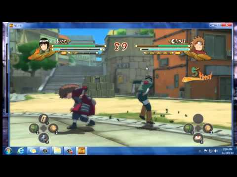 Can i play this with keyboard and mouse ?? :: NARUTO