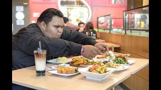 Watch Abam Bocey food review video at Alamanda Shopping Centre!