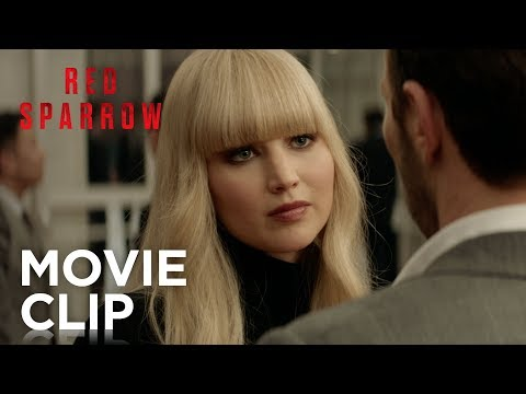 Red Sparrow (Clip 'Are We Going to Become Friends?')