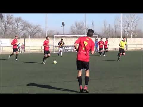 Resumen del Partido, A.D.San Juan de Mozarrifar 1-0 U.D.Barbastro. (Incluye el gol).