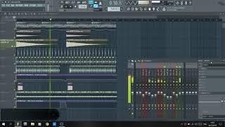 SLCTD MUSIC Jay Pryor Make Luv Remake FLP FL STUDIO DEEP PIANO HOUSE
