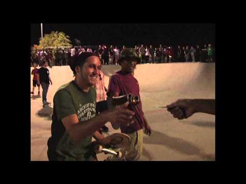Cowtown's Tricks for Twenties presented by Adidas Stop #2 Pecos Skatepark