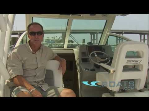 Boston Whaler 285 Conquest Fishing Boat Review / Performance Test