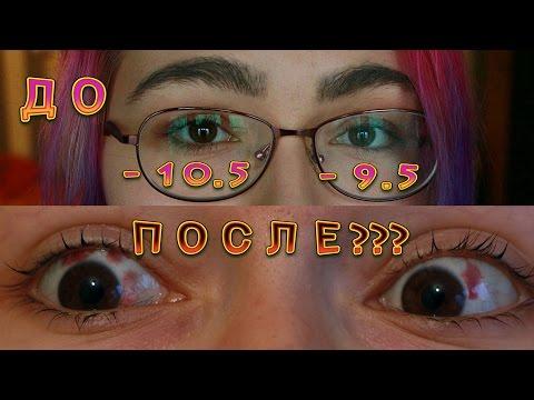 Для восстановления зрения прибор