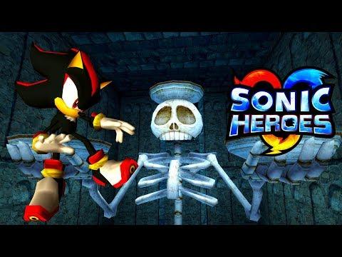 sonic heroes pc widescreen