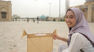 Menjelajahi Kota Cantik Uzbekistan - Muslim Travelers 2018