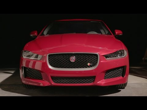 Preview: 2015 Jaguar XE-S saloon (first images)