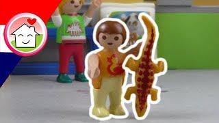 Playmobil filmpjes Nederlands De Dierenwinkel - Familie Huizer