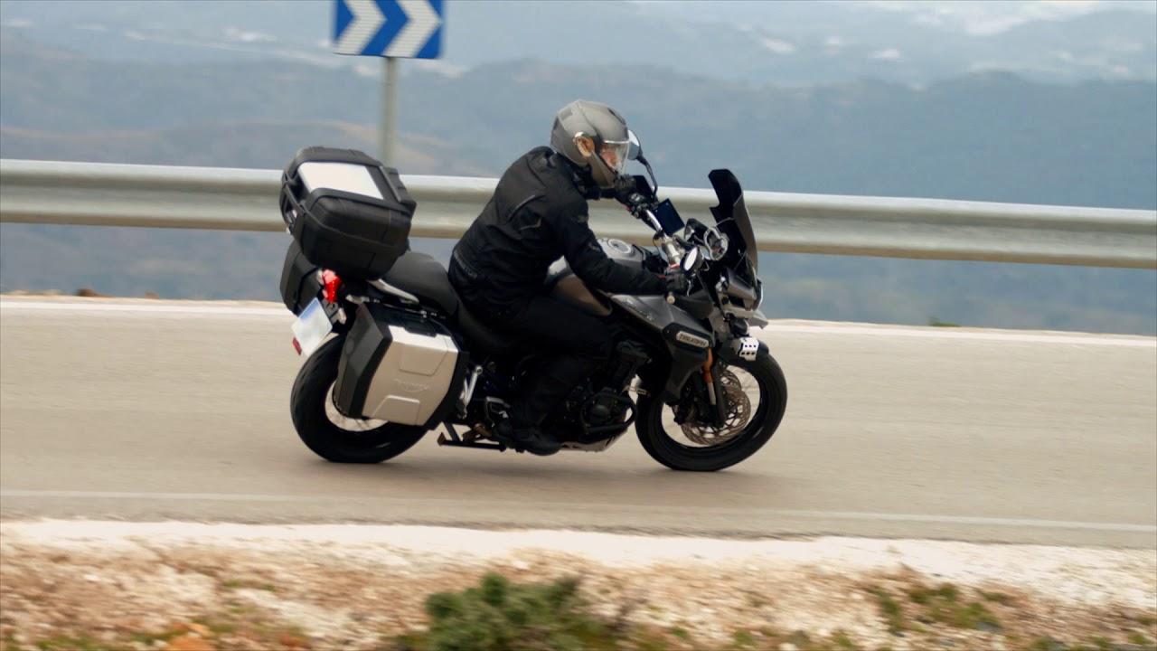Garmin Zúmo XT diseñado para la moto