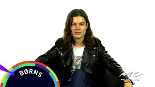 Music Choice Games: BØRNS - Word Association
