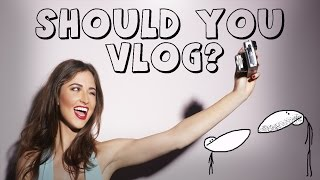 Should You Vlog? ft. GradeAUnderA
