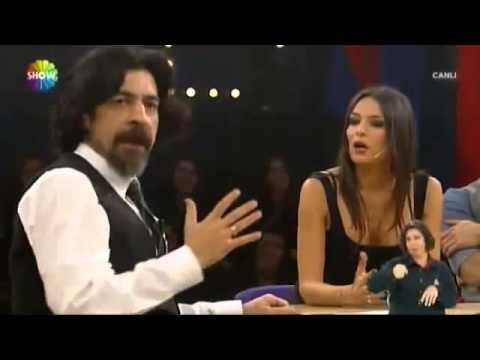 Okan Bayülgen Makina  Kafa Asuman Krause +18 lik Muhabbet 17.ocak 2014