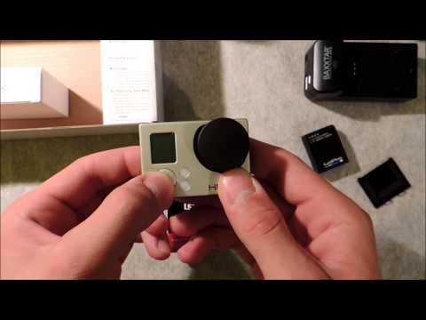 Baxxtar RAZER 600 Ladegerät Set GoPro Review+ Unboxing (Deutsch)
