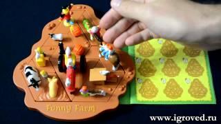 Дядюшкина ферма. Обзор настольной игры-головоломки от Игроведа