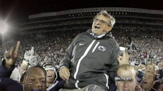 Joe Paterno to Retire From Penn State