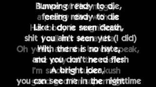Flatbush Zombies - Face Off (L.S Darko) (LYRICS ON SCREEN)