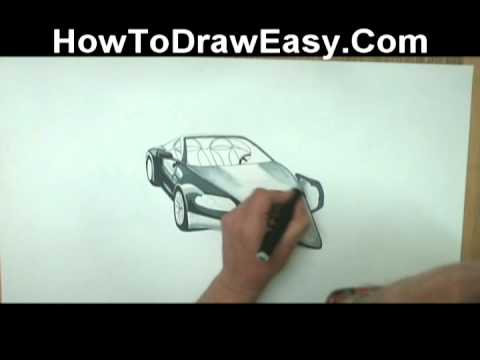 Drawing Cars, Shark, Ugly by The MasterBakers