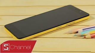 """Schannel - Mở hộp Lenovo K3 Note : 3.99tr cho chip 8 nhân, RAM 2GB, Màn 5.5"""" HD"""