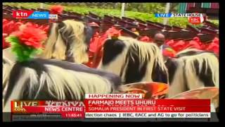 News Centre - 23rd March 2017 - Farmajo Meets Uhuru