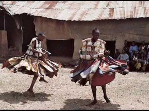 Batile Alake * Aje Onire * Waka Music of Nigeria * Yoruba * Talking Drum