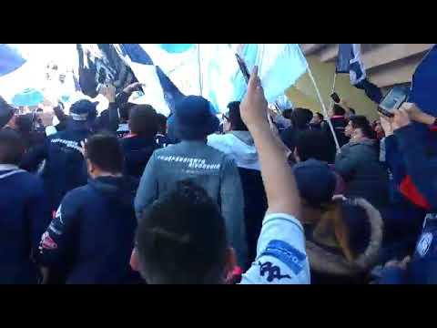 """""""Hinchada De Independiente Rivadavia💙"""" Barra: Los Caudillos del Parque • Club: Independiente Rivadavia"""
