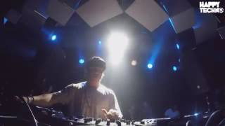Lexlay - Live @ Happy Techno, City Hall, Barcelona, February 2017