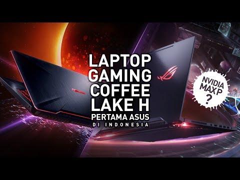 Hands On - ASUS TUF Gaming FX504 dan ROG Zephyrus M GM501 : Nvidia Max P Design?