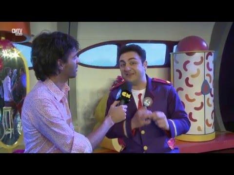 Topa video Entrevista CM - Vacaciones de Invierno - Julio 2015