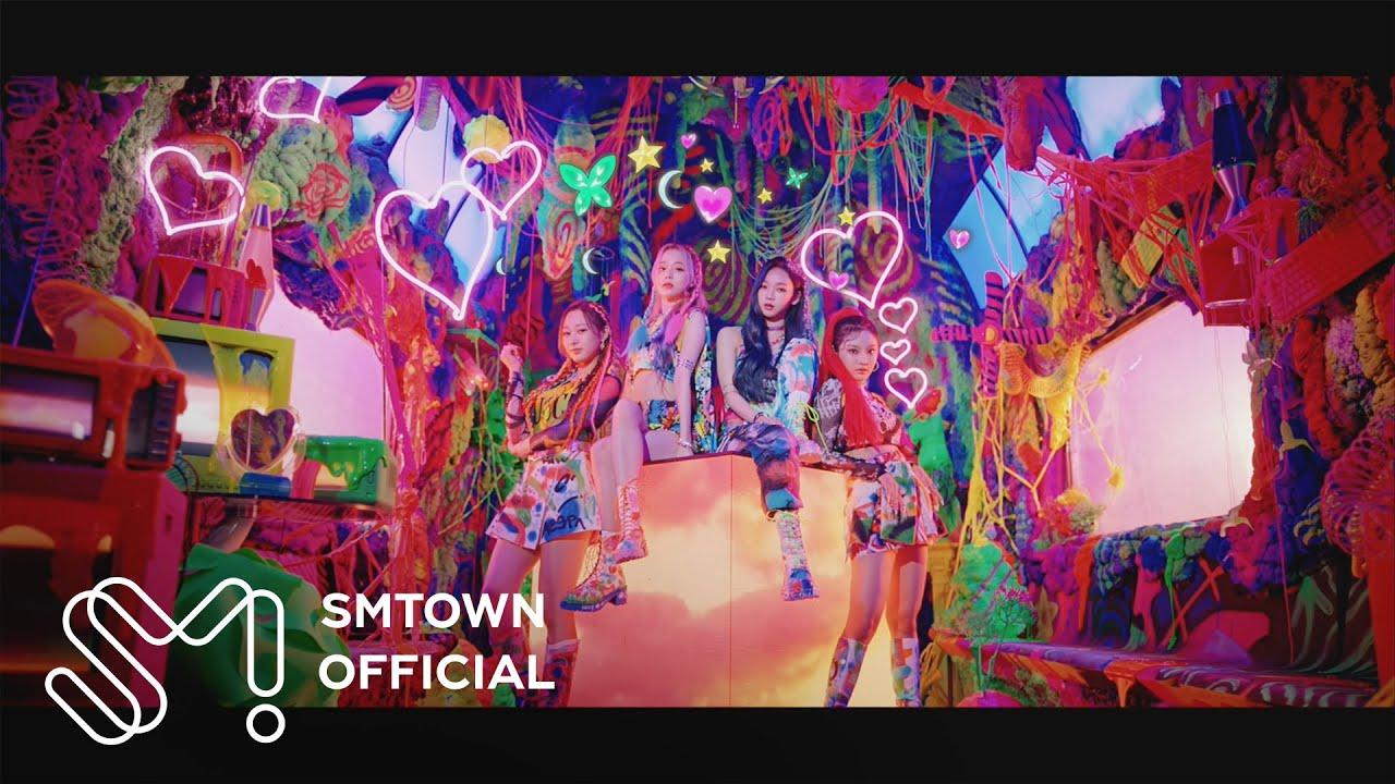 [Korea] MV : aespa - Black Mamba