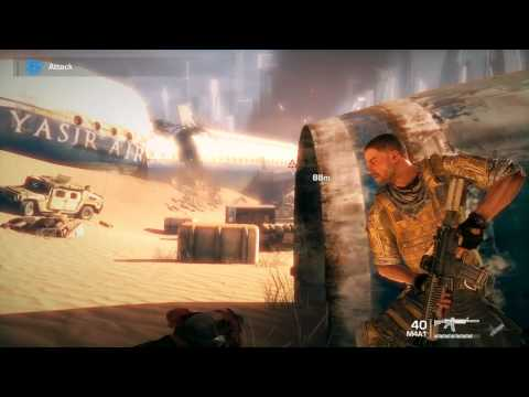 Gameplay de Spec Ops: The Line