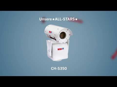 Unsere All-Stars der Videoüberwachung - CCTV.