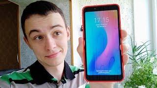 Xiaomi Redmi 6A - САМЫЙ ДЕШЕВЫЙ И САМЫЙ СТРАШНЫЙ СЯОМИ (УНЫЛЫЙ ДИЗАЙН)