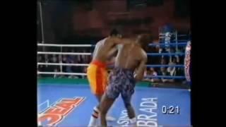 Легендарные бои — Джексон-Грэм (1990) | FightSpace