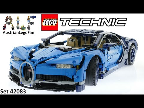 lego technic bugatti chiron 42083 g nstig kaufen. Black Bedroom Furniture Sets. Home Design Ideas
