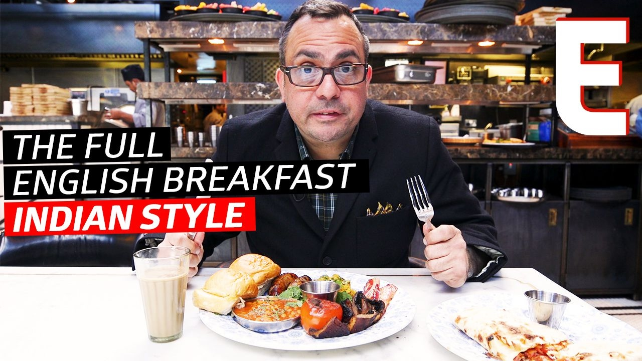 The Full English Breakfast With An Indian Twist — The Meat Show thumbnail