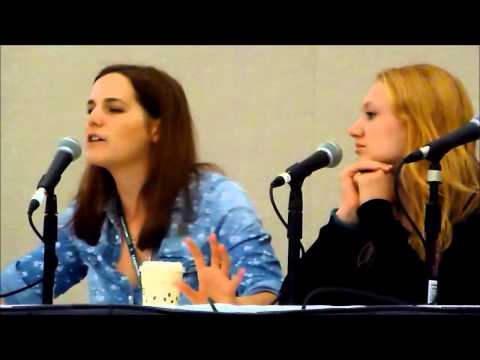 LeakyCon Portland 2013 - Body Image Panel with Devin Lytle and Jackie Emerson