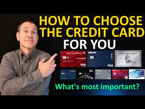 Which Credit Card Features Are Most Important (And Least Important)? How To Choose The Right Card
