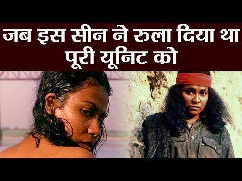 Bandit Queen फिल्म के न्यूड सीन पर जब Seema Biswas के साथ रो पड़ी थी पूरी Unit | वनइंडिया हिंदी