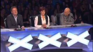 Americas Got Talent - What The Hell ( Baby) wersion by Dani Shay ...Jun8.2011