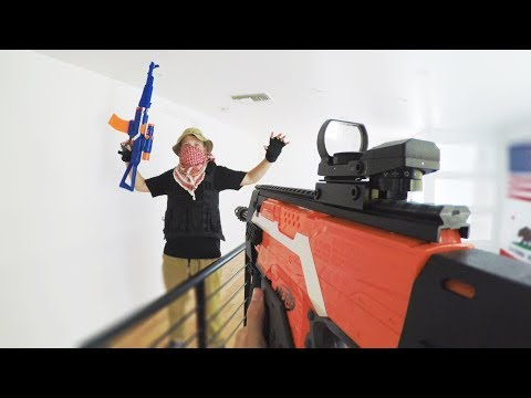 Nerf War: First Person Shooter (In Enemy Territory)