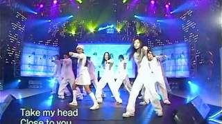 [60p] M.I.L.K. 밀크 - Come To Me (020111 MNET SHOCKING M)