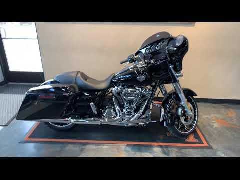 2021 Harley-Davidson Touring FLHXS Street Glide Special at Vandervest Harley-Davidson, Green Bay, WI 54303