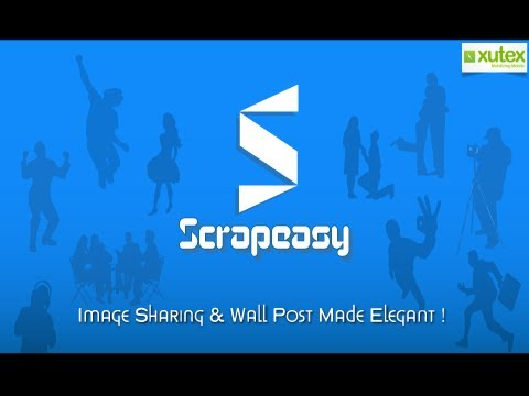 Video of fb Scrapeasy (Pro)