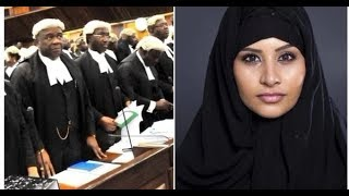 Hijab controversy: Muslim trainee lawyer ejected from court