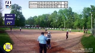 Sectional 34 (Winamac) G5 Winamac vs Boone Grove